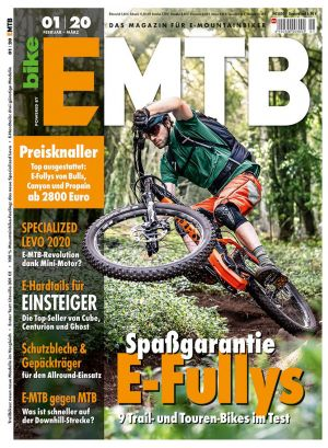 Cover EMTB Magazin