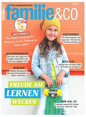 Cover Familie & Co