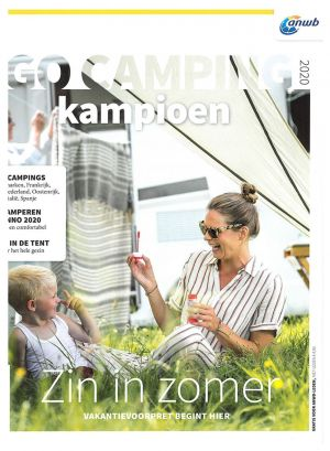Cover ANWB GoCamping